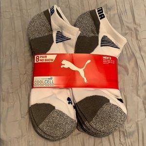 Men's Puma socks- New in package